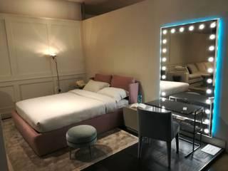 Dormitorios de estilo moderno de Unica by Cantoni Moderno