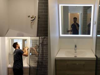 de Jindoli - Meuble de salle de bain design Moderno