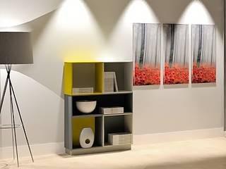qubrick:  in stile  di Roberto Galvani Studio di Interior Design
