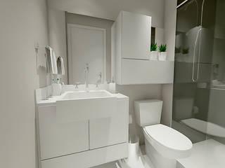 Modern Bathroom by QViveAlli Modern