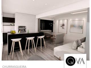 Modern Terrace by QViveAlli Modern