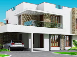 Exteriors:   by TRIANGLE HOMEZ
