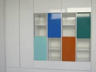 Romina Sirianni Modern study/office
