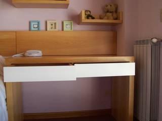 Romina Sirianni Girls Bedroom Wood Wood effect