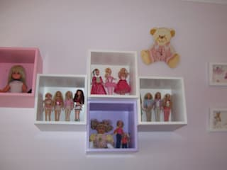 Romina Sirianni Girls Bedroom