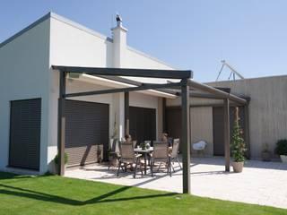 Pergola Alu Avantgarde Modern Kış Bahçesi PERGOLA A.Ş. Modern