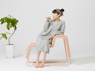 tratto chair: STUDIO BYCOLORが手掛けたです。,