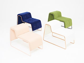 tratto chair: STUDIO BYCOLORが手掛けたです。