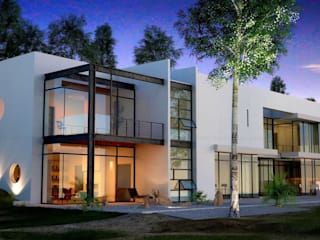3D Rendering Services Company : modern  by Rayvat Rendering Studio, Modern