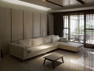 Classic style living room by 愛上生活室內設計 Classic
