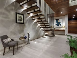 Stairs by Loyola Arquitectos,