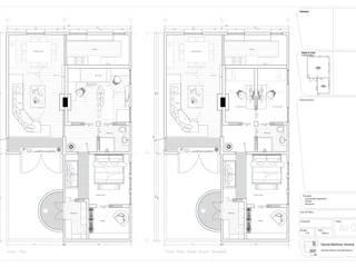 Planos del proyecto:  de estilo  por 78metrosCuadrados