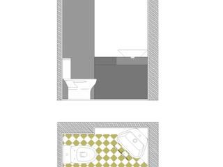 Casa de banho:   por Rodrigo Roquette