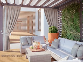 حديث  تنفيذ DECOR OUTDOOR, حداثي