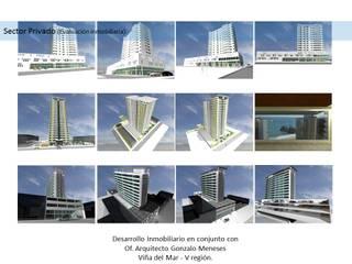 Preparación 3D, Proyectos Inmobiliarios:  de estilo  por LZ Consultores SpA
