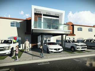 Proyecto de remodelación : Casas unifamiliares de estilo  por ALPE arquitectos