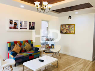 iGraft Delhi Studio: modern  by H&D Spaces Inc.,Modern