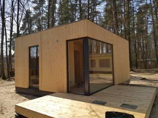 modular houses od Hatek Janusz Zaręba Sp.J.