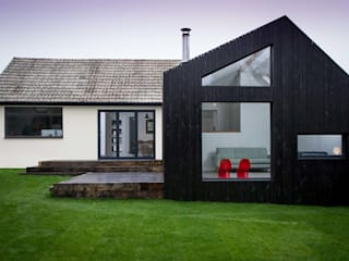 31 Bransgore Gardens Modern houses by Footprint Architects Ltd Modern
