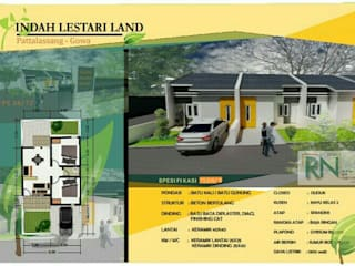 Indah Lestari Land:   by RN STUDIO
