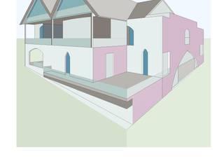 perspetiva casa:   por Rodrigo Roquette