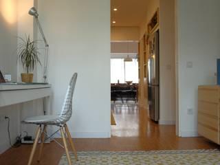 Stereo Mimarlık Atölyesi – Modern/8: modern tarz Çalışma Odası