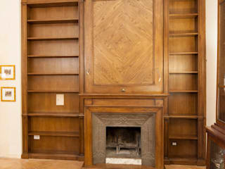 Salones clásicos de Falegnameria Grelli Clásico