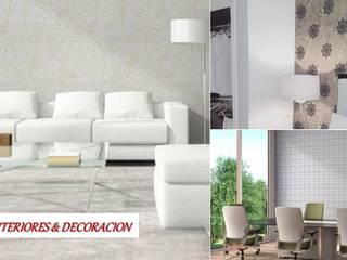 Decoración de Interiores:  de estilo  por Arquitectura, Diseño y Construcción