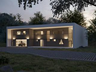 Лоренцо_661 кв.м: Дома в . Автор – Vesco Construction