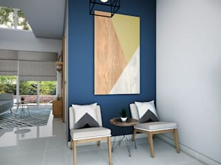 Scandinavian House:  oleh Vivame Design,