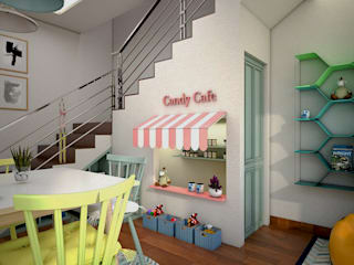 Scandinavian House 3:  oleh Vivame Design,