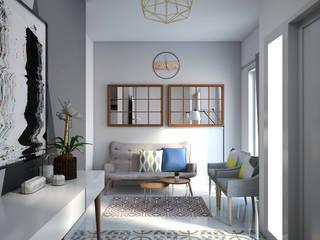 Scandinavian House 4 Oleh Vivame Design
