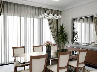Contemporer House:  oleh Vivame Design,