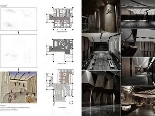 HOTEL IN 2018 全球最受旅客喜愛旅宿 根據 騰龘空間設計有限公司 現代風