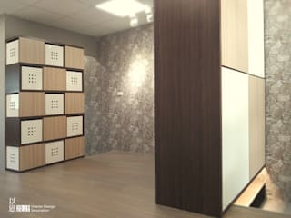 por 以恩室內裝修設計工程有限公司 Moderno