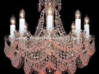 Classical Chandeliers 客廳照明
