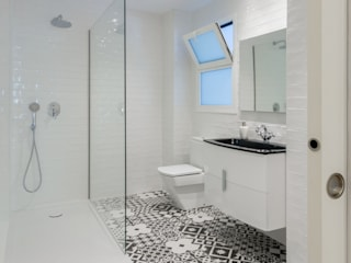 Bathroom by Hansen Properties