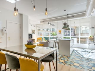 Dining room by Hansen Properties