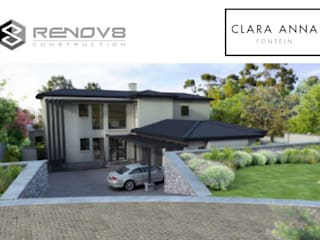 Artistic Rendering alternate view:   by Renov8 CONSTRUCTION