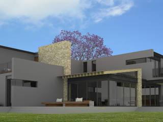 Casa Maguey - San Miguel de Allende:  de estilo  por xma studio