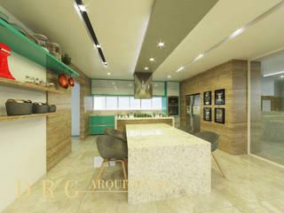 Cozinha: Armários e bancadas de cozinha  por DRG ARQUITETURA,Moderno