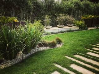 Jardín Moderno en Rumencó - Mar del Plata Vivero Antoniucci S.A. Jardines modernos: Ideas, imágenes y decoración