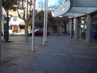 Plazoleta en Macrocentro - Mar del Plata Vivero Antoniucci S.A.