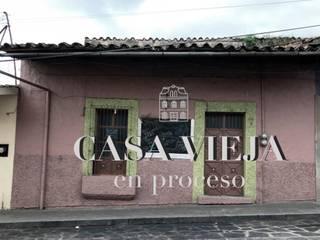 Proyecto Casa Vieja de M.A.P studio