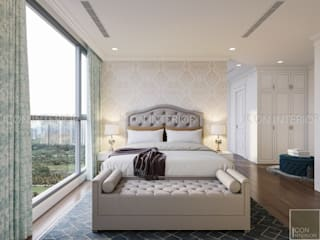 Classic style bedroom by ICON INTERIOR Classic