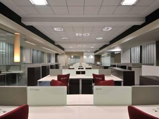 ECI OFFICE Modern study/office by smstudio Modern