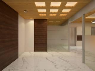 MARKETS & MARKETS Modern study/office by smstudio Modern