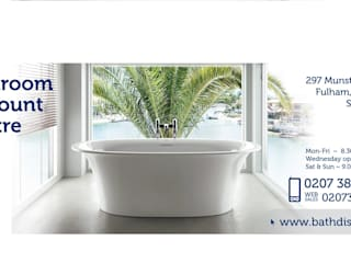 BRANDS OF THE MONTH:   by Bathroom Discount Centre