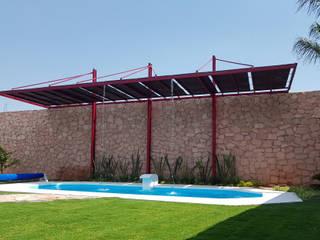 Alberca Fibra de Vidrio Querétaro Albercas Querétaro FORTEC Albercas modernas