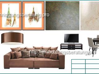 Фото - коллаж гостиная:  в . Автор – GM Style - дизайн интерьера онлайн